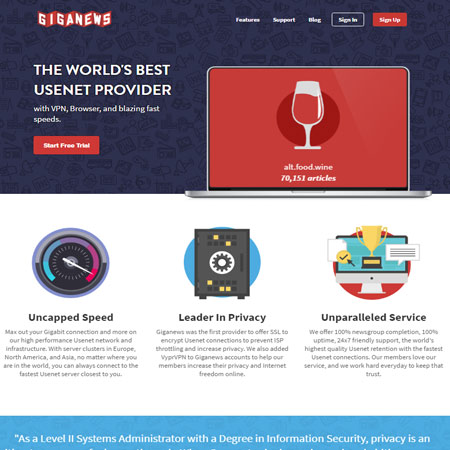 Usenet Providers Reviewed, Free Usenet Servers : UsenetCompare
