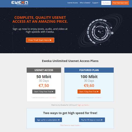 Eweka Usenet Search